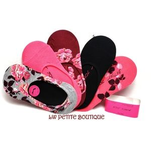 Betsey Johnson Footies 5 pack